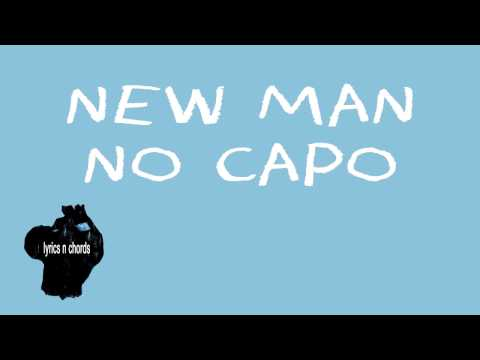 new man ed sheeran lyrics n chords