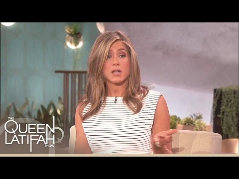 "Jennifer Aniston Transforms For New Movie ""Cake"" 