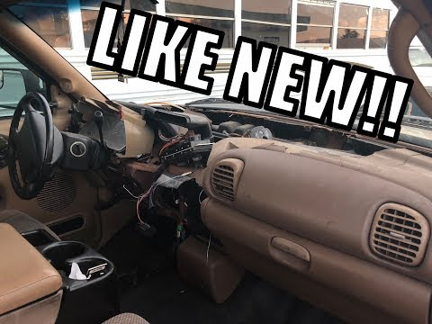 $10 Dodge Ram DASH Repair DIY!!