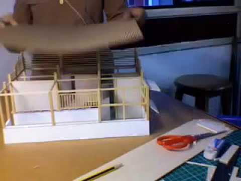 How To Build A Model Dam For School