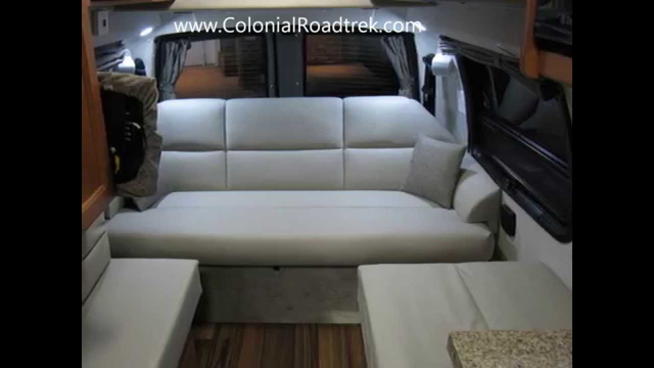 2013 Roadtrek 190 Popular Chevrolet Express Camper Van For