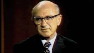 Milton Friedman - Capitalism, Slavery and Colonialism