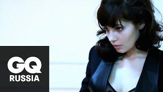 Юлия Снигирь: видео со съемок GQ