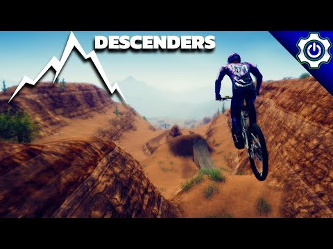 Descenders  - Canyon and Snow Mountain Downhill MTB