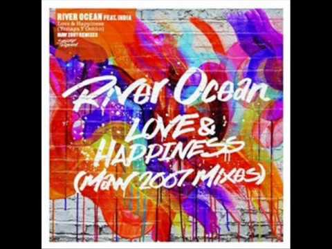 River Ocean (Feat. India) - Love & Happiness (MAW Original Extended Mix)