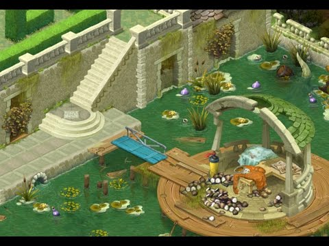 Gardenscapes New Acres Gameplay Story Playthrough Area 4 Pond Day 1 Youtube