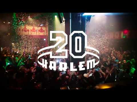 """【HARLEM 20th Anniversary】""""BASH IN HARLEM 2016-2017"""" 12/31/2016"""