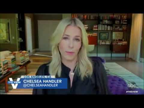 Chelsea Handler says 50 Cent is voting for Biden