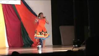 Christina Kottooran Academy of Indian Music & Fine Arts 2008 Dance Competition