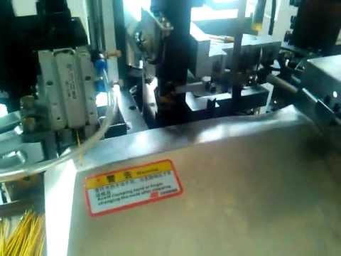 Full Automatic Terminal Crimping Machine Thomas-Automatic-Tech