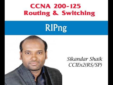 RIPng - Video By Sikandar Shaik || Dual CCIE (RS/SP) # 35012