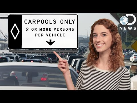 The Unexpected Benefits Of Carpooling