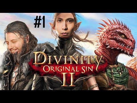 SingxGorgc CO-OP: Divinity ORIGINAL SIN II #1