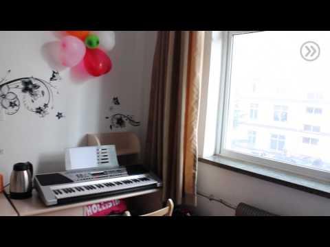 7 INTO China - Общежитие, вариант 1