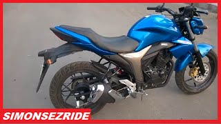 Suzuki Gixxer Honest Review | 2000 Km review