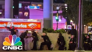 11 Police Officers Shot, 5 Killed In Dallas Sniper Attack | CNBC