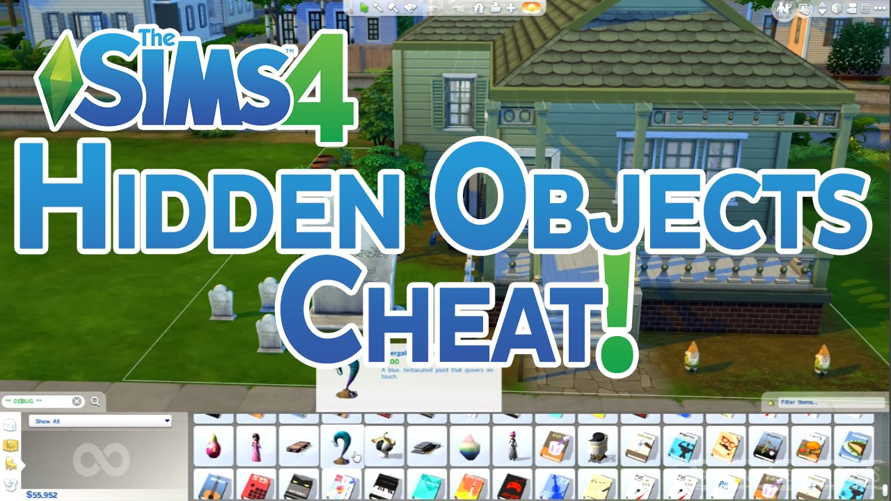 sims 4 cheats ps4 list