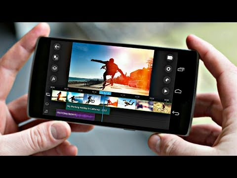 Top 3 Professional VIDEO Editing APPS For Android 🔥