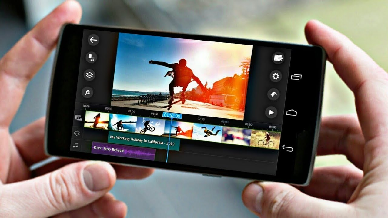 Top 3 Professional VIDEO Editing APPS For Android ????
