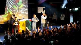 SUD SOUND SYSTEM - FREEDOM (OVER ME) + ORIZZONTI - LIVE FLOG FIRENZE - 22/02/13