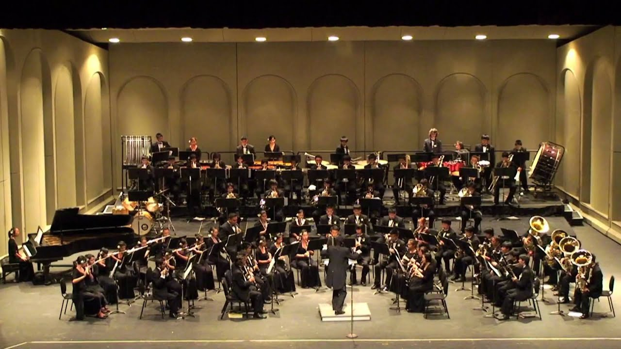 music concert report wind ensemble Concert review music 153 due week 12, april 11 criteria for music review 1 attend an approved live concert 2 take copious notes during performance.