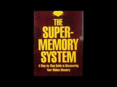 The Super Memory System Pt 2 Audiobook