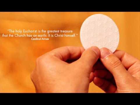 Eucharistic song Zambia