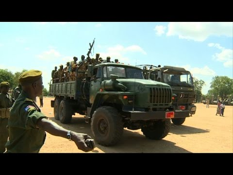 South Sudan army begins withdrawal from Juba as deadline nears