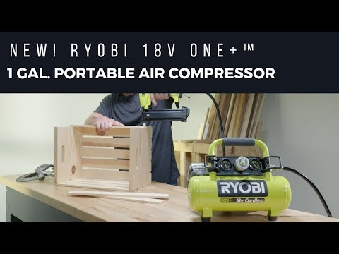 Ryobi 18v One Lithium Ion Starter Combo Kit P825 Youtube
