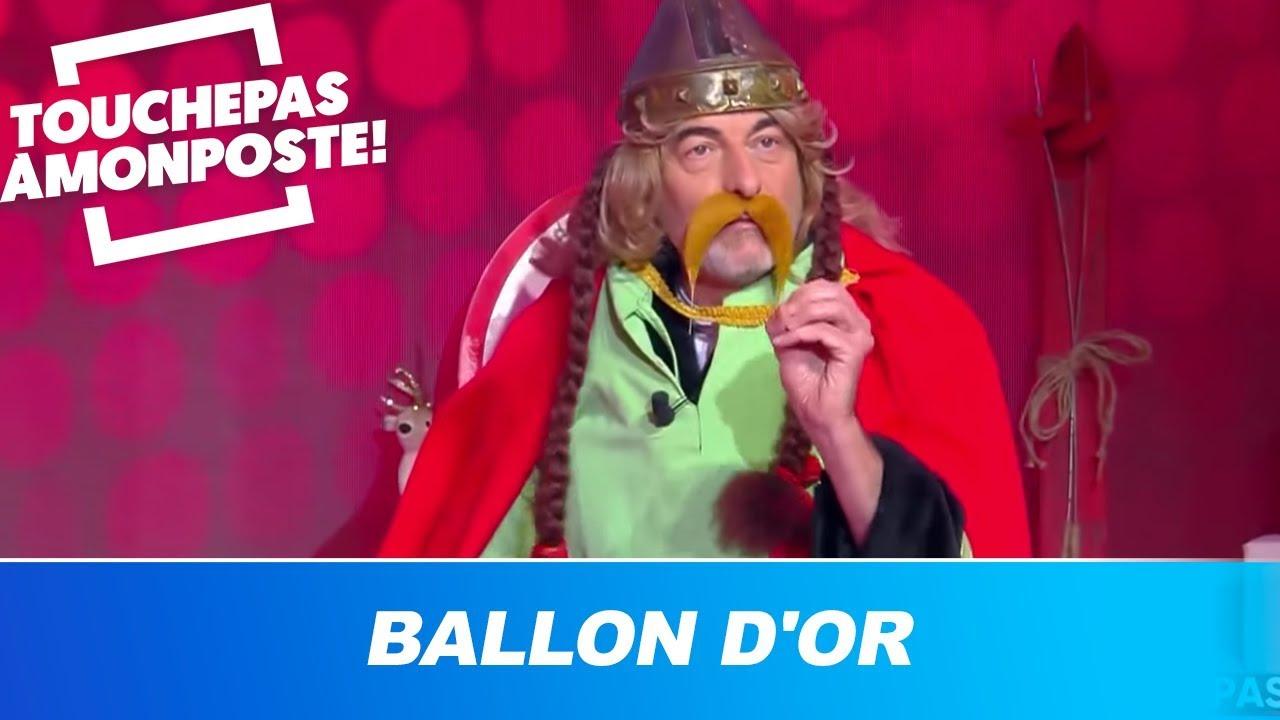 Cérémonie du Ballon d'or : Gilles Verdez insulte Martin Solveig puis s'excuse
