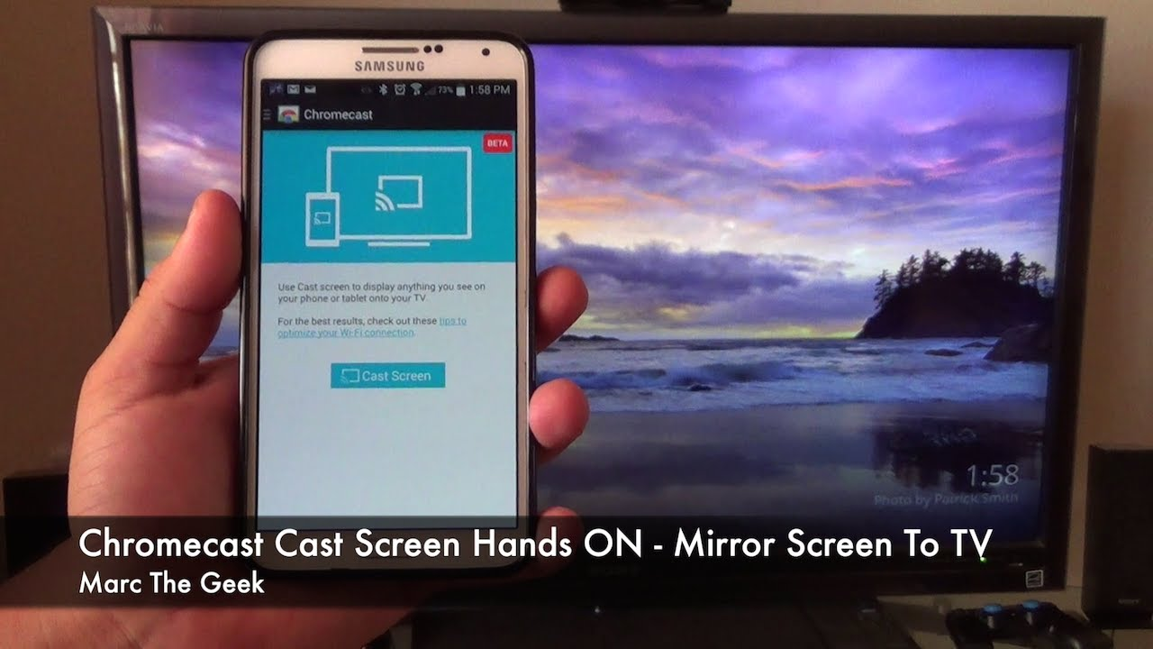 mirroring chromecast iphone how to connect chromecast on iphone 6 howsto co 12640