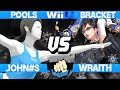 Collision XIV - Wraith (Bayonetta) vs John Numbers (Wii Fit Trainer) - SSB4 Pools - Smash Wii U