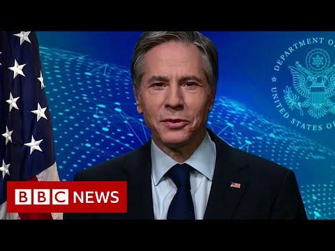 'America is back', US Secretary of State Antony Blinken says - BBC News