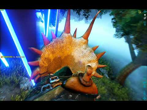 ARK: Survival Evolved - The Island - Chapter Four - Single Player - Vanilla  - No Mods