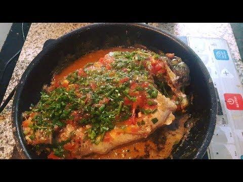 Cách làm món cá rô phi sốt cà chua ngon ngọt không tanh!
