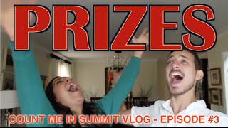 Count Me In Summit Vlog - Episode #3