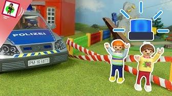 "Playmobil Film ""Spielplatz ist gesperrt"" Familie Jansen / Kinderfilm / Kinderserie"