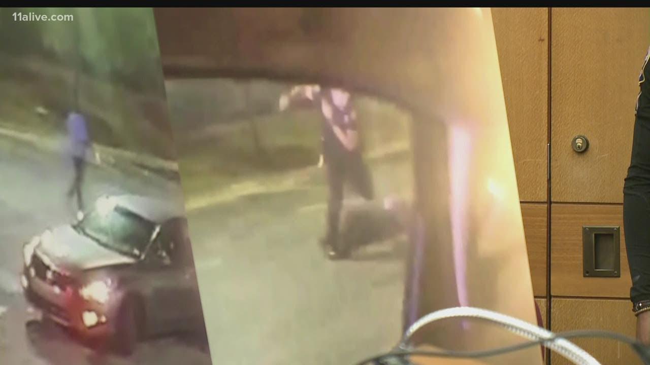 Cop kicked Rayshard Brooks after he was shot, DA says