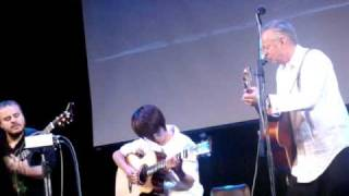 Ebon Coast - Tommy Emmanuel  Andy McKee and Sungha Jung [ 31.10.10 Bangkok ]