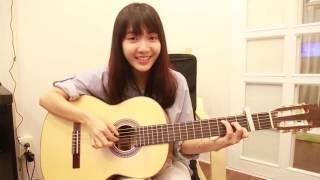"""Jang Mi dem dan hat live """"Mua Thu La Bay - Yeu"""""""