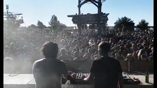 Township Rebellion - Fusion Festival, Turmbühne 2018
