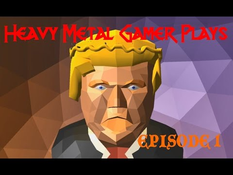 Heavy Metal Gamer Plays: Road To The White House - Episode 1