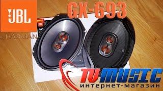 Динамики JBL GX693. Прекрасные овалы.
