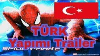 The Amazing Spider Man 2 Android  Video Game Türk Yapımı Trailer