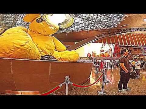 Travel Vlog: Hamad International Airport Doha Qatar