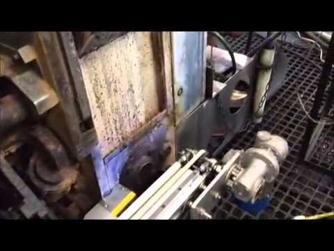 Agaria CL clean LASER Africa cleaning Corrugated Press with Gantry