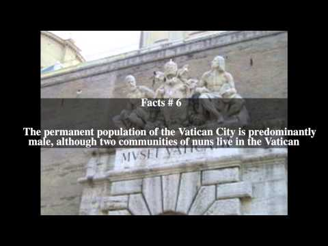 Culture of Vatican City Top # 10 Facts