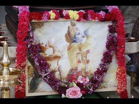 2018-09-02: Janmastami - Reading of Bhagavad Gita