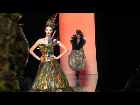 Jean-Paul Gaultier ➤ Haute Couture Fall/Winter 2011/2012