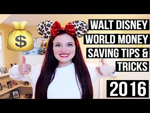 WALT DISNEY WORLD MONEY SAVING TIPS & TRICKS | 2016